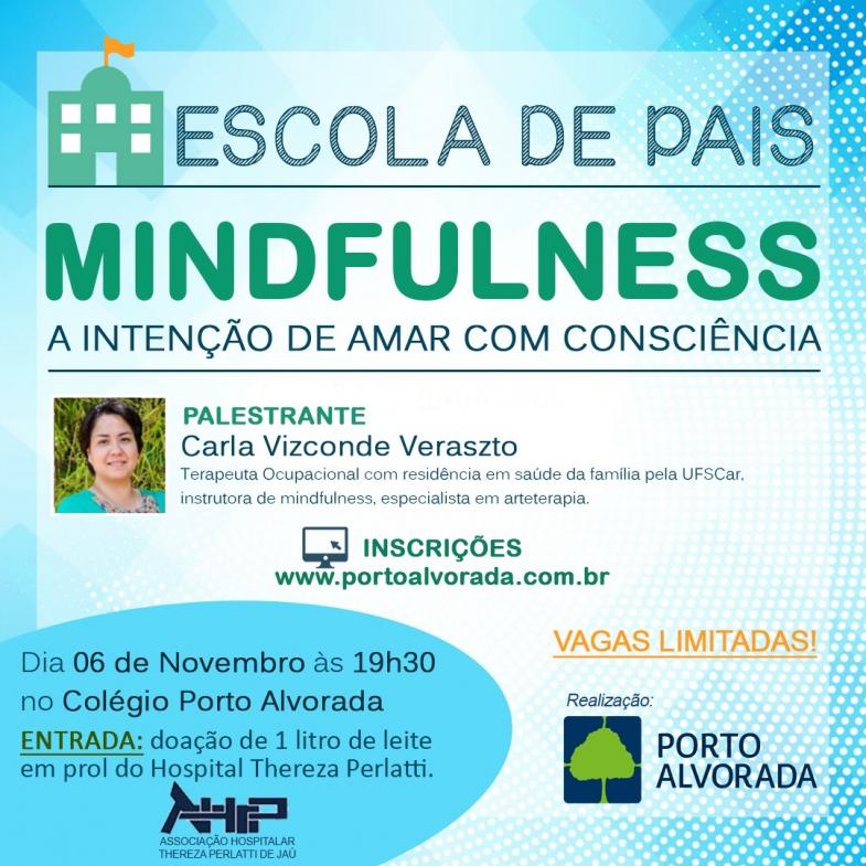 ESCOLA DE PAIS - 06/11