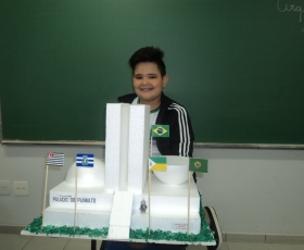 Maquetes - 5º ano