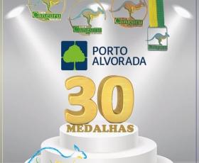 MEDALHAS - CANGURU DE MATEMÁTICA 2019