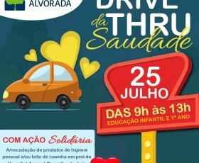 DRIVE THRU DA SAUDADE