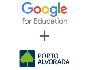 GOOGLE FOR EDUCATION - PARCERIA